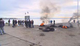 Marea Roja: Así se vivió la segunda jornada de protestas en Chiloé