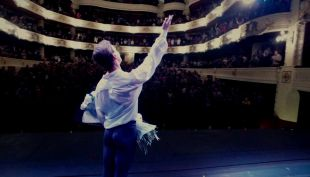 Luis Ortigoza: El adiós de un bailarín estrella