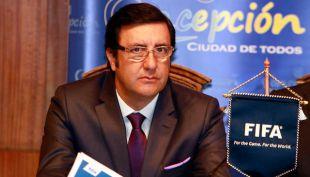 """Nibaldo Jaque dice estar """"triste"""" por la desafiliación de Deportes Concepción"""