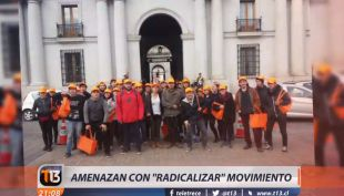 """Movimiento estudiantil se """"radicaliza"""": Lo que viene tras la irrupción en La Moneda"""