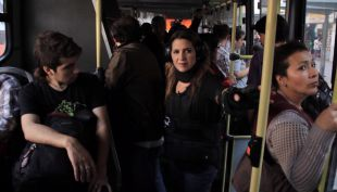 En primera persona: Santiago, ciudad que envejece