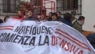 ¿Quiénes son los estudiantes que irrumpieron en La Moneda?