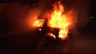 Nuevos atentados en Punta Arenas: Ya van más de 20 autos quemados