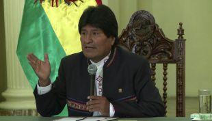 Evo Morales no se da por vencido y desliza nuevo referendo en Bolivia