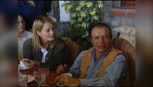 La historia del matrimonio Menem-Bolocco, 15 años después