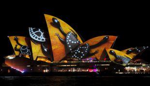 Espectáculo en Sídney, Australia