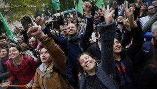 RD retrocede en Santiago y provoca molestia de Nueva Mayoría con Giorgio Jackson