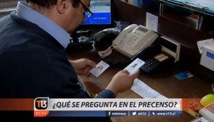 [VIDEO] Comienza el PreCenso en la Región Metropolitana