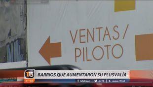 [VIDEO] Los barrios de Santiago que aumentaron su plusvalía