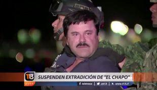 [VIDEO] Suspenden la extradición de Joaquín El Chapo Guzmán a Estados Unidos