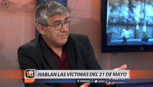 [VIDEO] Hablan las víctimas del 21 de mayo: Hijo de Eduardo Lara y padre de Rodrigo Avilés