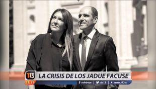 [VIDEO] María Inés Facuse: La esposa de Sergio Jadue se encuentra en la lupa de las autoridades
