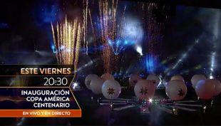 [VIDEO] Este viernes en Canal 13 vivimos la imperdible inauguración de la Copa América Centenario
