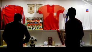 [VIDEO] Museo del fútbol chileno abre sus puertas en el Estadio Nacional