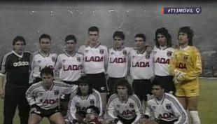 [VIDEO] A 25 años de la hazaña de Colo Colo campeón de la Libertadores