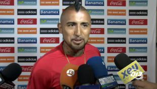[VIDEO] Arturo Vidal: Somos los campeones y debemos demostrarlo en la cancha
