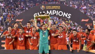 [VIDEO] Agradecemos a los muchachos de La Roja y revivimos todos los goles de Chile en la Copa