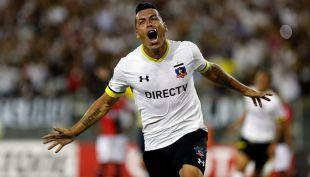 Esteban Paredes queda habilitado para jugar por Colo Colo