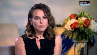 [VIDEO] Las revelaciones de Kate del Castillo por amistad con el Chapo: Me hicieron pedazos
