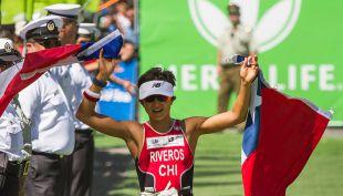 [VIDEO] Sueños olímpicos: Bárbara Riveros, una carta de élite para Chile en Río 2016