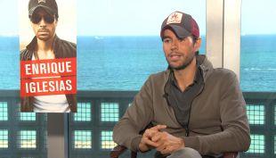 Enrique Iglesias conversa con T13 y revela los secretos de me duele el corazón