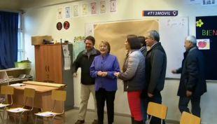 [VIDEO] Presidenta Bachelet encabeza nueva etapa del proceso constituyente