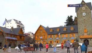 [VIDEO] Bariloche: Uno de los destinos favoritos de los turistas chilenos