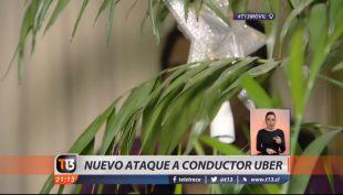 [VIDEO] Nuevo ataque a conductora Uber