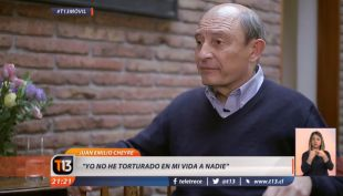 [VIDEO] Juan Emilio Cheyre: No he violado los derechos de nadie, ni ahora, ni nunca