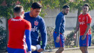 """[VIDEO] ¿De qué club son hinchas en """"La Roja""""?"""