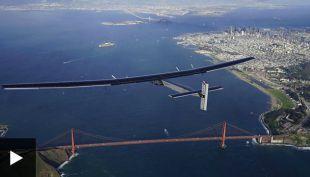 Así fue la épica vuelta al mundo del avión Solar Impulse 2