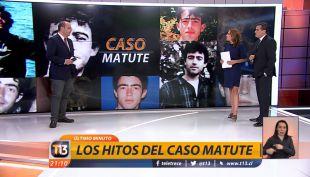 La cronología de la desaparición y muerte de Jorge Matute Johns
