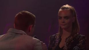 [VIDEO] Cara Delevingne y Dave Franco rapean junto a James Corden