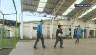 [VIDEO] Cerca de 100 mil niños no van al colegio en Chile