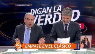 [VIDEO] La discusión entre Guarello y Schiappacasse por la atención a la prensa en Colo Colo