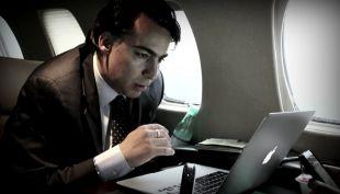 ¿Quién financió el avión de Marco Enríquez-Ominami en su última campaña presidencial?