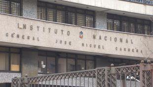 Instituto Nacional pierde subvención por excelencia tras 20 años