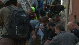 Al menos 159 muertos y numerosos desaparecidos por devastador terremoto en Italia