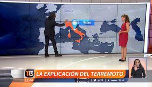 Marcelo Lagos explica por qué un terremoto 6,2 puede ser tan destructivo