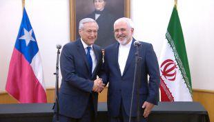 Las críticas que marcan la visita del canciller iraní a Chile