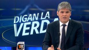 """[VIDEO] """"Beccacece actúa como barra brava"""": el comentario de Guarello sobre violenta acción del DT"""