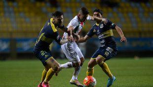 [VIDEO] Goles Fecha 5: Palestino superó a Everton en Viña