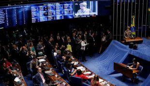 [EN VIVO] Sigue aquí la votación del Senado de Brasil por la destitución de Rousseff