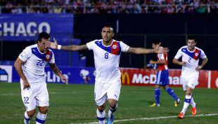 [VIDEO] Las historias felices de Chile enfrentando a Paraguay en Asunción