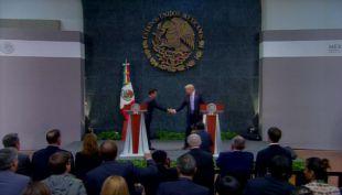 Los detalles tras la polémica reunión de Trump con Peña Nieto