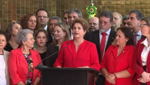 T13 en Brasil: Así se vivió la destitución de Dilma Rousseff
