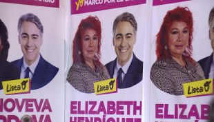 [VIDEO] Inicio de campaña municipal da pie inicial a carrera presidencial