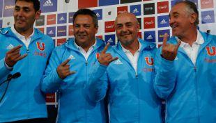[VIDEO] Castañeda y Musrri: La dupla que quiere iniciar una nueva era en la U