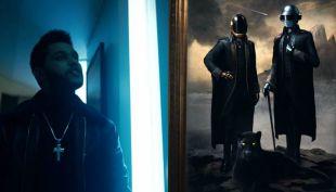 Con Daft Punk inmortalizado en un cuadro: así es Starboy, el nuevo video de The Weeknd