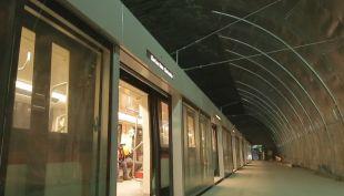 Realizan primeras pruebas del nuevo Metro sin piloto